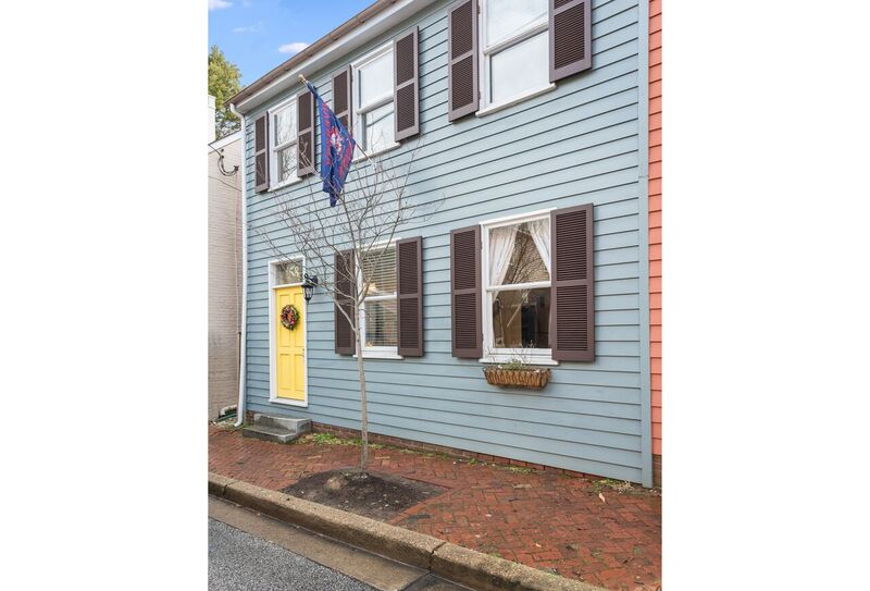 SOLD – 158 Green Street #1, Annapolis, MD 21401